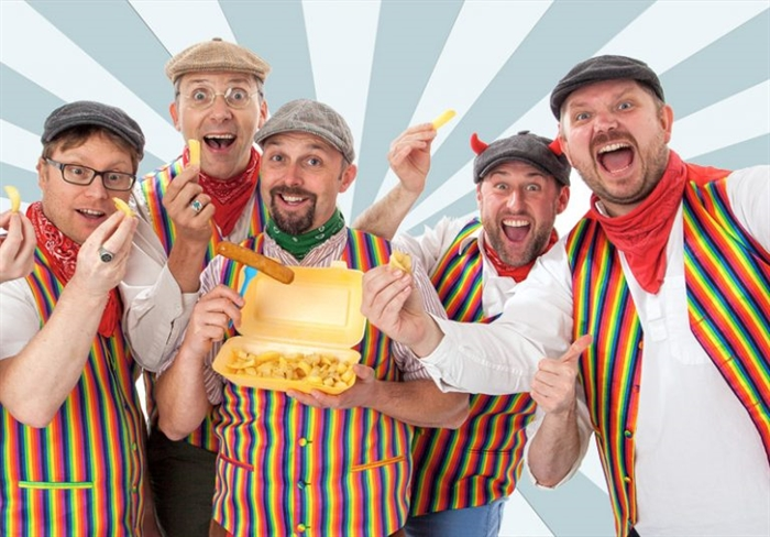 The Lancashire Hotpots: The Chips and Giggles Tour