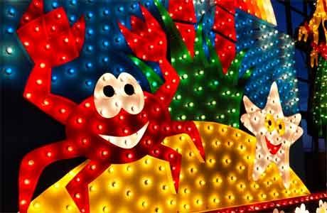 Blackpool Heritage Tours - Lightworks