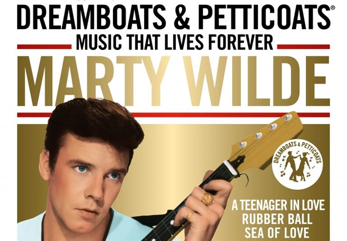 Marty Wilde Dreamboats and Petticoats