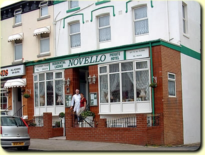 Blackpool Guest House Accommodation-Noevllo