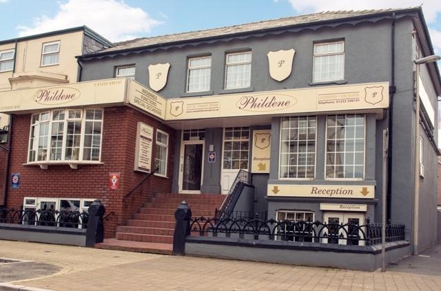 New Phildene, St Chads Road