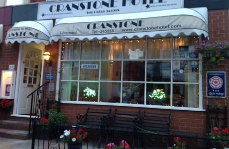 Blackpool guest house accommodation - Cranstone