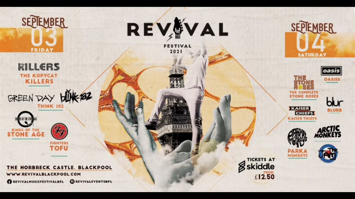 Revival Music Festival 2021