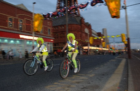 Ride the Lights Blackpool