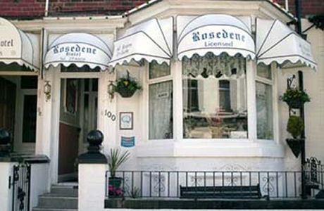 Blackpool Guest Accommodation - Rosedene