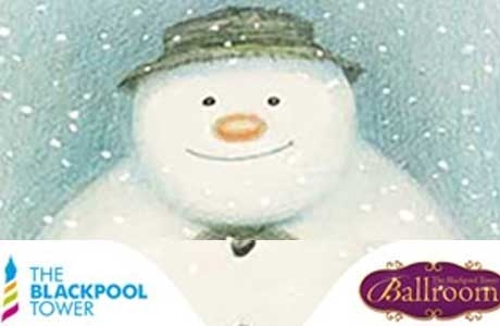 The Snowman is coming to The Blackpool Tower Ballroom