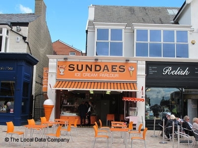 Sundaes Ice Cream Parlour