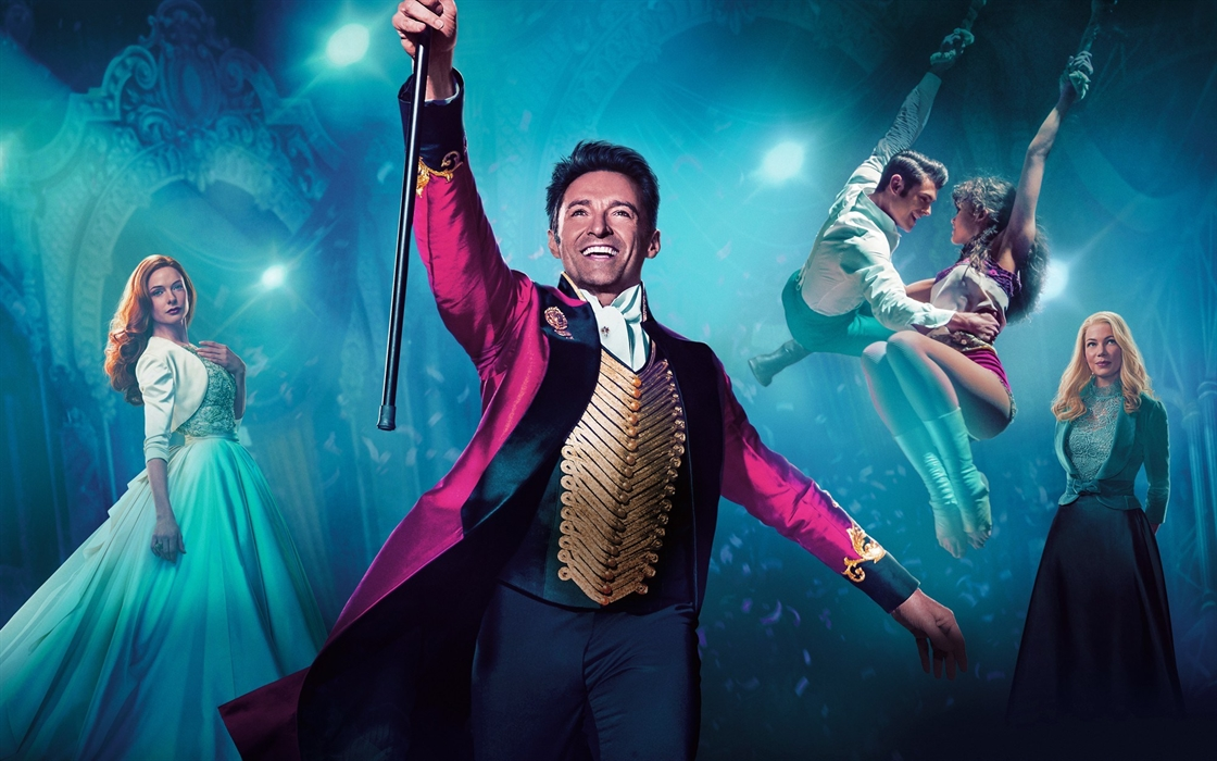 The Greatest Showman Singalong - Adult Screening