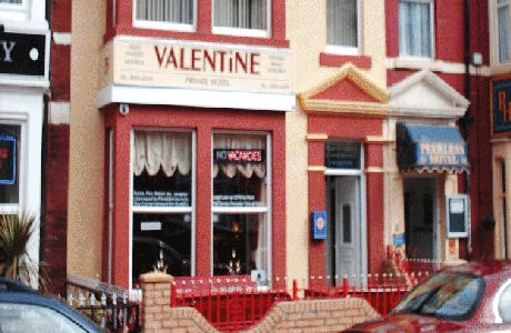 Blackpool Guest Accommodation - The Valentine