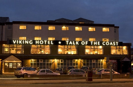 Viking Hotel Blackpool Exterior